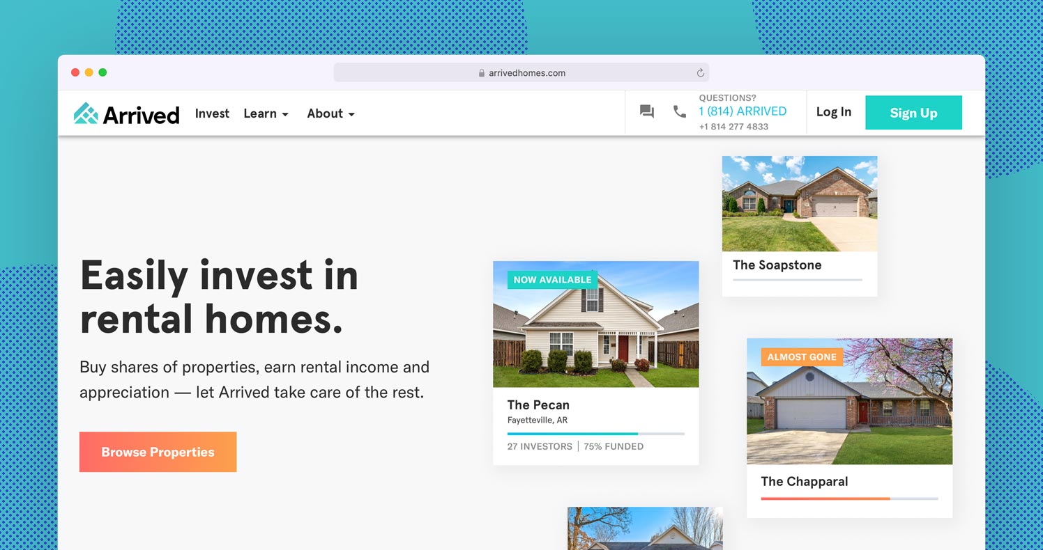 arrivedhomes-site