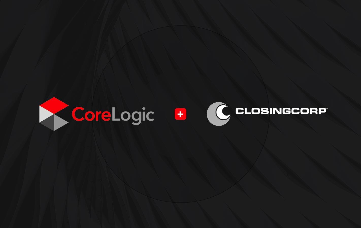 corelogic acquires closingcorp