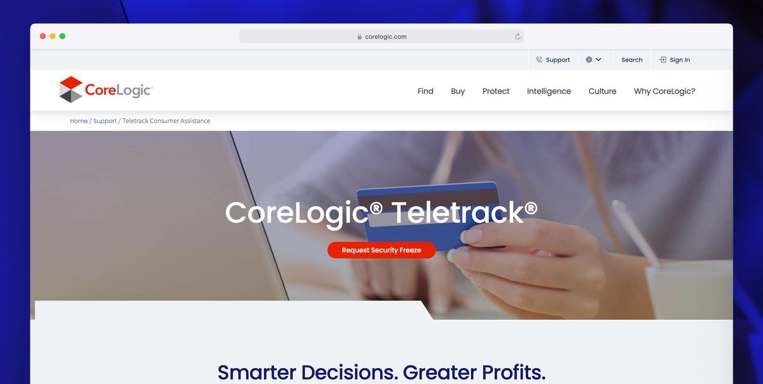 teletrack-site