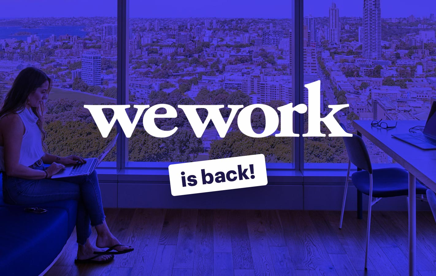 Wework is back!
